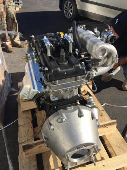 Двигатель ЗМЗ 405 Евро 2 АИ-92 140 л.с.  40522.1000400-100