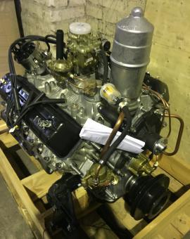 Двигатель ПАЗ-3205 АИ-92 Евро-4 (под предпусковой подогреватель) 52342.1000400-01