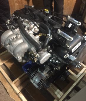"Двигатель 409 Евро-4 (авт.""УАЗ"" грузового ряда с ГУР), АИ-92, (под 5-ти ст. КПП) 40911.1000400-170"